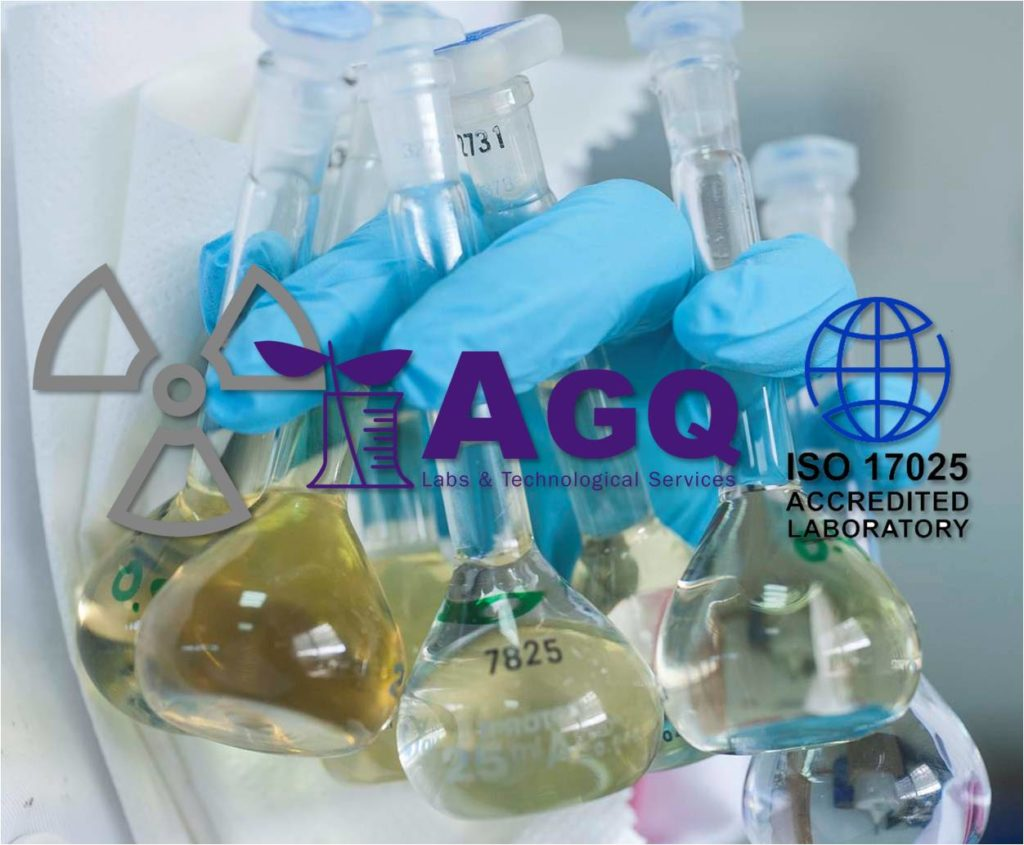 Monitorização da radioatividade na água para consumo humano