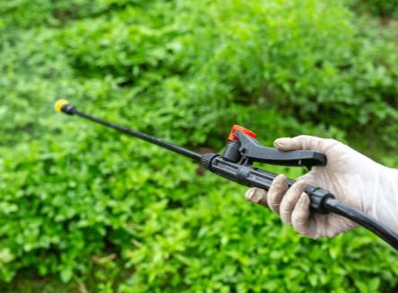 Analises a residuos pesticidas