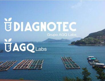 AGQ Labs adquire o laboratorio de aquicultura Diagnotec