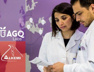 AGQ Labs adquire o laboratório Alkemi