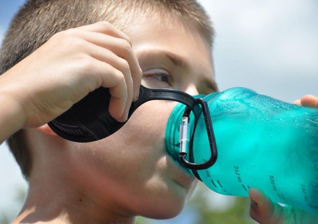 Acreditação para análise da água de consumo