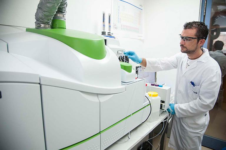 Laboratório especializado em fertilidade vegetal