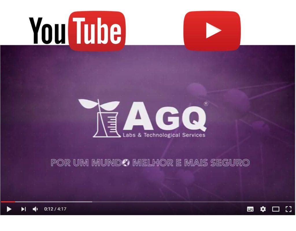 Novo vídeo corporativo AGQ Labs Portugal